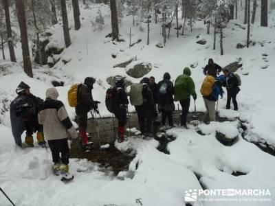 Ruta arroyo de la Chorranca; asociacion singles madrid; singles madrid senderismo y montaña